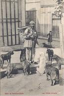 Ansichtskarte Von Constantinoble Aus Dem Jahre  1909 - Türkei