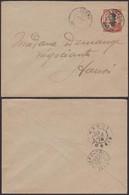 Indochine 1910 - Entier Postal De Lao-Bao Vers Hanoi (5G22578) DC0023 - Covers & Documents