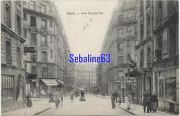 Paris - Rue Eugène Sue - District 18