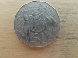 Australie  50  Cents  1969  Km 68 - Monnaie Décimale (1966-...)