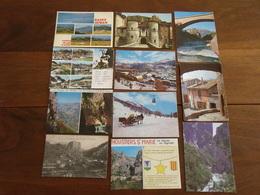 Carte Postale / Alpes De Haute Provence  04 / Lot De 11 Cartes - Non Classés