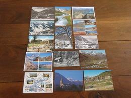 Carte Postale / Alpes De Hautes Alpes  05 / Lot De 14 Cartes - Non Classés