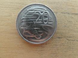 Australie  20  Cents  1982  Km 66 - Monnaie Décimale (1966-...)
