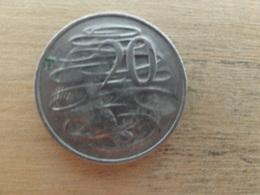 Australie  20  Cents  1978  Km 66 - Monnaie Décimale (1966-...)