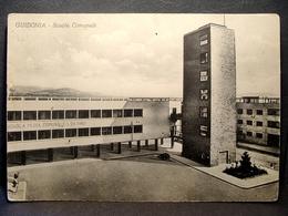 (FG.K55) GUIDONIA MONTECELIO - SCUOLA / SCUOLE COMUNALI (francobollo Rimosso) - ROMA - Guidonia Montecelio