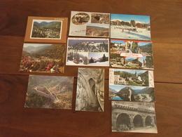 Carte Postale / Ariège   09 / Lot De 10 Cartes - Non Classés