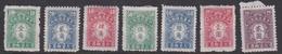 China SG D717-D723 1944 Postage Due, Mint - 1912-1949 Republic