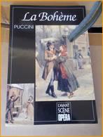 LIVRE AVANT SCENE OPERA LA BOHEME PUCCINI Operette Musique - Musique