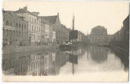 8Eb-409: Bruxelles - Quai Au Foin > Charleroi 1902... Lichte Plooi.. - Maritiem