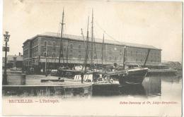 8Eb-411: Bruxelles - L'Entrepôt - Maritiem