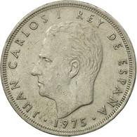 Monnaie, Espagne, Juan Carlos I, 25 Pesetas, 1977, TB+, Copper-nickel, KM:808 - [ 5] 1949-… : Royaume