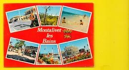 MONTALIVET Les BAINS Multivues (Combier) Gironde (33) - France