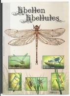 Belgique: BF Libellules De Buzin **  2018 - Blocs 1962-....
