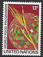 NATIONS - UNIES    -    1971 .  Y&T N° 211 * .   Alimentation  /  Epi De Blé - New York -  VN Hauptquartier