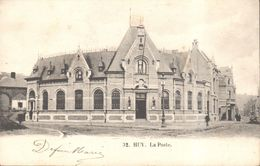 CPA - Belgique -  Liège - Huy - La Poste - Hoei