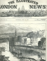 THE ILLUSTRATED LONDON NEWS N.1979 JUNE 16, 1877. ENGRAVINGS RUSSIAN TURKISH WAR TURKEY ROUMANIA ROMANIA - Tijdschriften