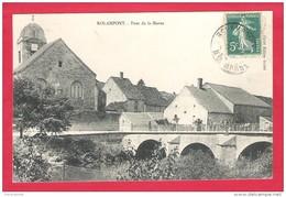 52- Rolampont-pont Sur La Marne-cpa   écrite - Autres Communes