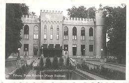 Tilburg, Paleis Raadhuis (nieuw Stadhuis)  (glansfotokaart) - Tilburg