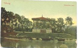 Tilburg, Wilhelminapark  (prieel / Muziektent ?)) - Tilburg