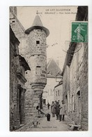 GRAMAT - 46 - Lot - Rue Saint Roch - Gramat