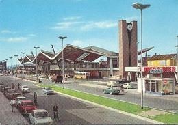 Tilburg, Station  Het Zichtbare Raster Op De Kaart Is Veroorzaakt Door Het Scannen; De Afbeelding Is Helder) - Tilburg