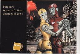 BELTRAN  Fred  Ed FNAC -  Bande Dessinee  Science Fiction  - CPM  10,5x15 TBE Neuve - Other Illustrators