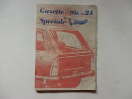 Fascicule Sur La GS Citroen En Hollandais De 45 Pages. - Autres Collections