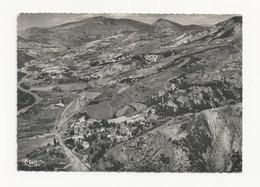 04 UBAYE - Vue Panoramique Aérienne - Cpsm Alpes De Haute Provence - France