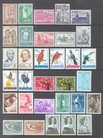 BELGIUM - 1962 - MNH/***LUXE -  JAAR ANNEE YEAR 1962 COMPLETE BLOC INCLUDED  - QUOTATION 35.30 EUR - Lot 17849 - Belgique