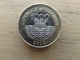 Colombie  1000  Pesos  2013  Km 299 Neuve - Colombie
