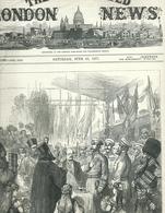 THE ILLUSTRATED LONDON NEWS N.1980 JUNE 23, 1877. ENGRAVINGS RUSSIAN TURKISH WAR TURKEY ROUMANIA ROMANIA - Magazines & Newspapers