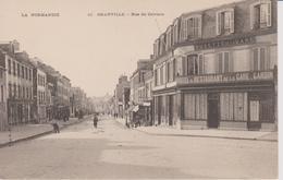 GRANVILLE  Rue Du Calvaire - Granville