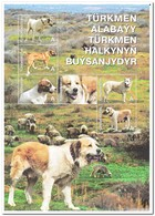 Turkmenistan 2013, Postfris MNH, Dogs - Turkmenistan