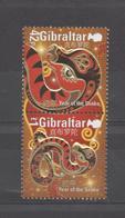 Année Du Serpent 2013 -Year Of The Snake - Gibraltar