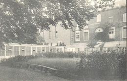 CPA - Belgique -  Liège - Huy - Sainte-Marie - Ecole Normale Et Pensionnat - Un Coin Du Jardin - Huy