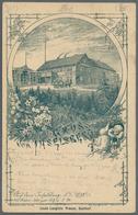 Nachlässe: Gigantischer Posten Mit Weit über 170.000 Meist Alten Ansichtskarten (ca. 75% - 80% Vor 1 - Stamps