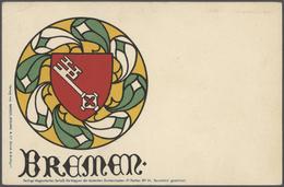 Nachlässe: Gigantische Partie Mit Weit über 50.000 Ansichtskarten, Größtenteils Vor 1945, Mit U.a. L - Stamps