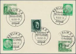 Nachlässe: MOTIVE - Umfangreicher Und Sehr Vielseitiger Bestand Von Nach Angaben über 10.000 Motivbe - Stamps