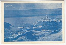 Vrbnik (Foto Wilhelm, Krk) Old Postcard Travelled 1958? B180920 - Croazia