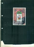 DOMINICA VAINQUEURS J.O. SEOUL 1 BF SURCHARGE NEUF A PARTIR DE 0.50 EUROS - Ete 1988: Séoul