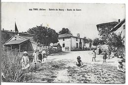 THEL - Entrée Du Bourg - Route De Cours - France