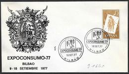 """Spagna/Spain/Espagne: """"EXPOCONSUMO 77"""" - Esposizioni Universali"""