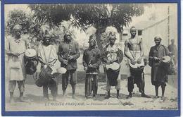 CPA Fétiche Féticheurs Guinée Non Circulé - Guinée Française