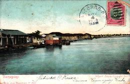 CUBA - CAMAGUEY - WHARF SANTA CRUZ DEL SUN - ETAT - Cartes Postales