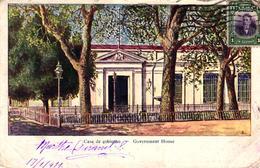 CUBA - CASA DE GOBIERNO - GOUVERNEMENT HOUSE - ETAT - Cartes Postales