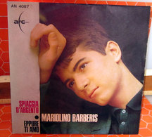 "MARIOLINO BARBERIS SPIAGGIA D'ARGENTO   45 GIRI  7"" - Vinyl Records"