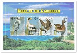 Canouan 2011, Postfris MNH, Birds - St.-Vincent En De Grenadines