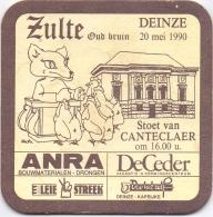 #D224-092 Viltje Anglo Belge - Sous-bocks