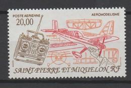 Saint Pierre Et Miquelon 1992 : Poste Aérienne N°71 -  Neuf ** - - St.Pedro Y Miquelon