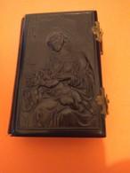 Ancienne Livre Priéres En Langue  Portugaise - Religion & Esotérisme